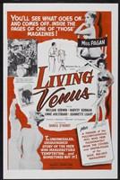 "Living Venus - 11"" x 17"""