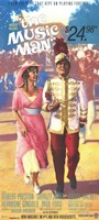 """The Music Man - tall movie poster - 11"""" x 17"""""""