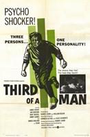 """Third of a Man - 11"""" x 17"""""""