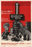 "Constantine and the Cross - 11"" x 17"", FulcrumGallery.com brand"