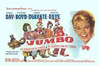 "Jumbo Doris Day - 17"" x 11"""