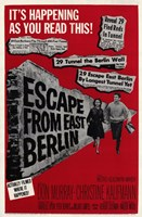 """Escape From East Berlin - 11"""" x 17"""""""