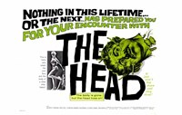 "The Head - 17"" x 11"""