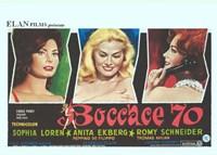 """Boccaccio 70 - 17"""" x 11"""""""