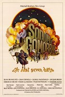 """Sodom and Gomorrah - 11"""" x 17"""""""