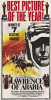 """Lawrence of Arabia Black and White - 11"""" x 17"""" - $15.49"""