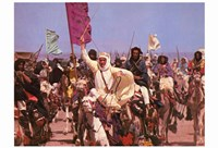 "Lawrence of Arabia Screen Shot - 17"" x 11"" - $15.49"