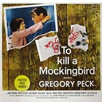 "To Kill a Mockingbird Kids Toys - 11"" x 17"" - $15.49"