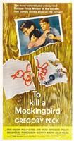 "To Kill a Mockingbird Gregory Peck - 11"" x 17"" - $15.49"