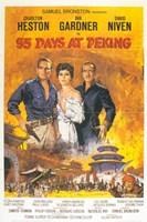 "55 Days at Peking - 11"" x 17"", FulcrumGallery.com brand"