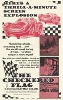 "The Checkered Flag - 11"" x 17"""