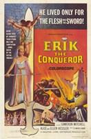 "Erik the Conqueror - 11"" x 17"""