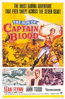 """The Son of Captain Blood - 11"""" x 17"""""""