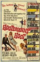 """Hootenanny Hoot - 11"""" x 17"""""""