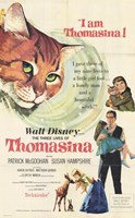 "Three Lives of Thomasina - 11"" x 17"""