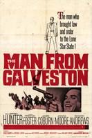 "The Man From Galveston - 11"" x 17"""