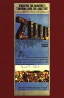 """Zulu - 11"""" x 17"""""""