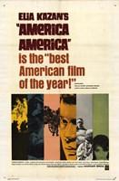 """America America - 11"""" x 17"""""""