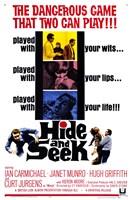 """Hide and Seek - 11"""" x 17"""""""
