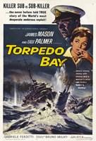 """Torpedo Bay - 11"""" x 17"""""""