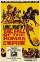 "The Fall of the Roman Empire - 11"" x 17"", FulcrumGallery.com brand"
