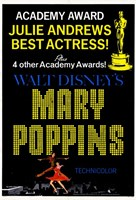 """Mary Poppins Best Actress! - 11"""" x 17"""""""