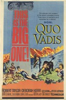 """Quo Vadis - this is the big one - 11"""" x 17"""""""