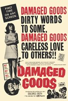 "Damaged Goods - 11"" x 17"""