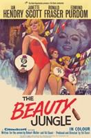 "The Beauty Jungle - 11"" x 17"" - $15.49"