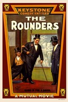 """The Rounders - 11"""" x 17"""""""