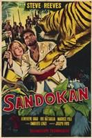 "Sandokan The Great - 11"" x 17"""