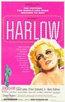 """Harlow - 11"""" x 17"""""""