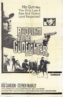 "Requiem for a Gunfighter - 11"" x 17"" - $15.49"