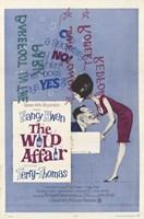 """The Wild Affair - 11"""" x 17"""", FulcrumGallery.com brand"""