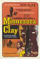 "Minnesota Clay - 11"" x 17"""