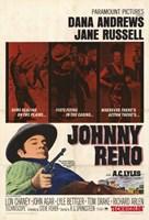 """Johnny Reno - 11"""" x 17"""""""