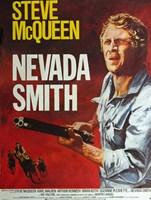 """Nevada Smith - Man holding a gun - 11"""" x 17"""""""