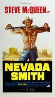 """Nevada Smith - Steve McQueen - 11"""" x 17"""""""