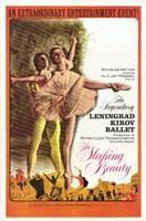 "Sleeping Beauty (Ballet) - 11"" x 17"""