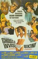 """Ghost In the Invisible Bikini - 11"""" x 17"""""""