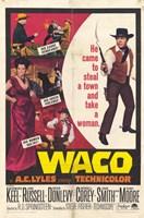 """Waco - 11"""" x 17"""""""