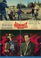 "Alvarez Kelly - 11"" x 17"", FulcrumGallery.com brand"