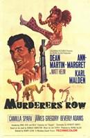 "Murderers Row - 11"" x 17"", FulcrumGallery.com brand"