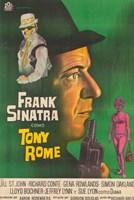 Tony Rome Fine Art Print