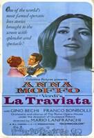 La Traviata Anna Moffo Fine Art Print
