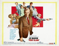 """Point Blank Lee Marvin - 17"""" x 11"""" - $15.49"""