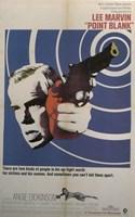 "Point Blank Bull's Eye - 11"" x 17"" - $15.49"