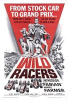 """Wild Racers - 11"""" x 17"""""""