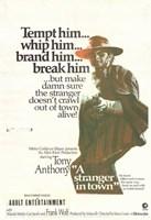 "A Stranger in Town - 11"" x 17"" - $15.49"