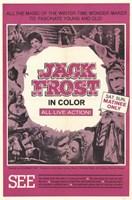 "Jack Frost By Alexander Row - 11"" x 17"""